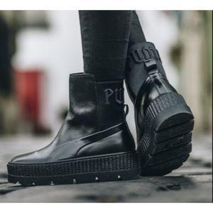 Women Puma Sneaker Boots on Poshmark